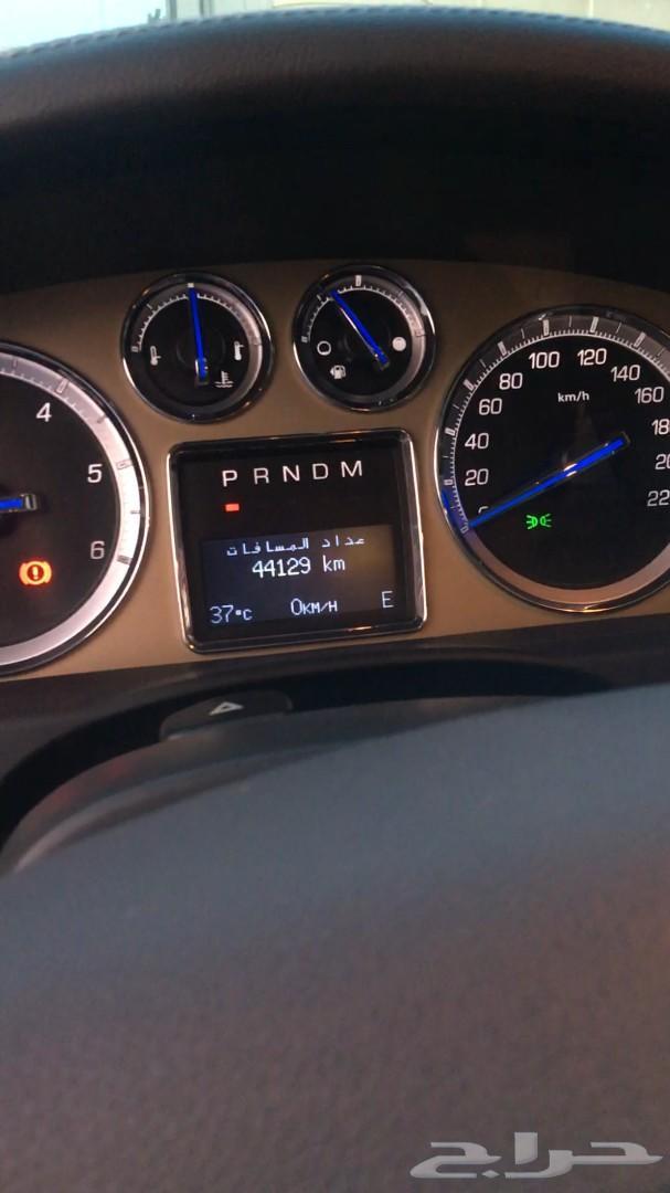 كاديلاك اسكاليد بلاتنيوم2012مخزن44الف كم فقط