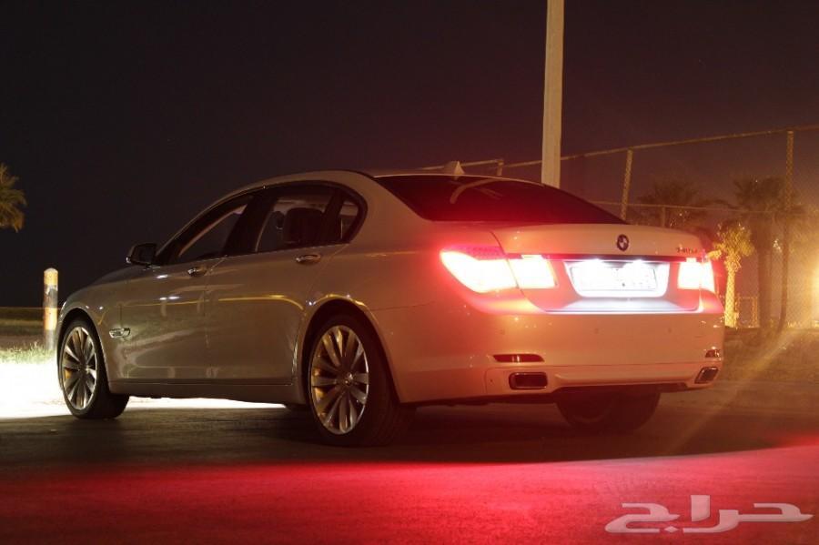 BMW 740 LI 2012