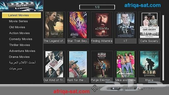 تجديد الاشتراكاتIPTV لجميع اجهزة تايجر وغيرها