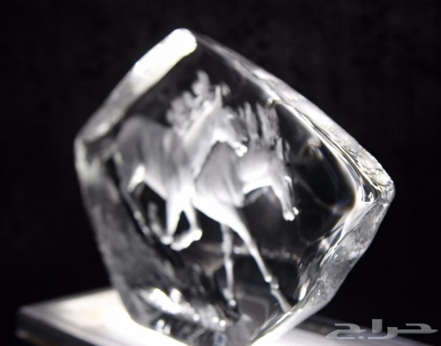 Handmade Czech Crystal كرستال تشيكي نحت يدوي