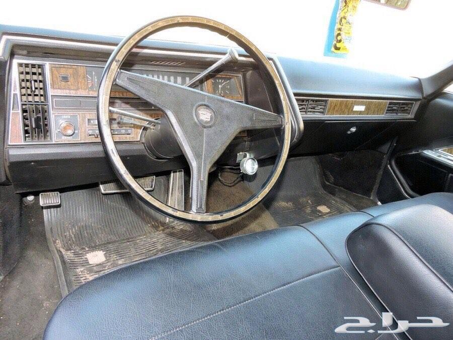 كاديلاك كلاسيك موديل 1970 للبيع