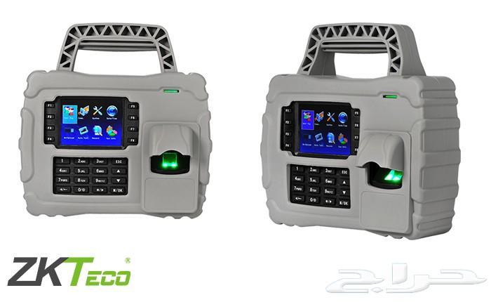 جهاز الحضور و الانصراف المتنقل من ZKTeco S922