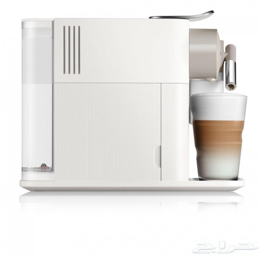 ماكينة نسبريسو Nespresso Lattissima One