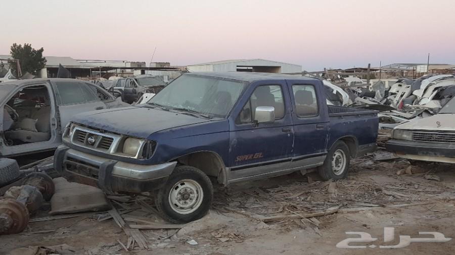 تشليح سيارات حديثة مصدومة- الجبيل الشرقية