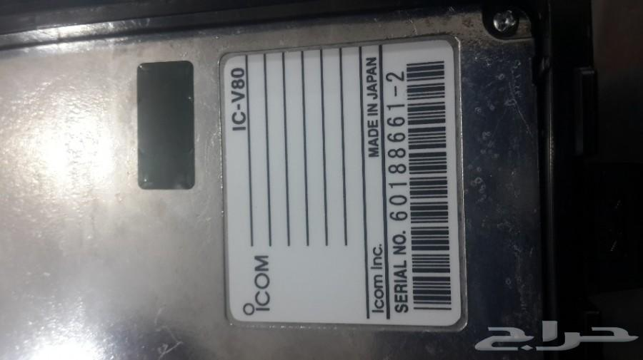 جهاز ايكوم مصرح V80