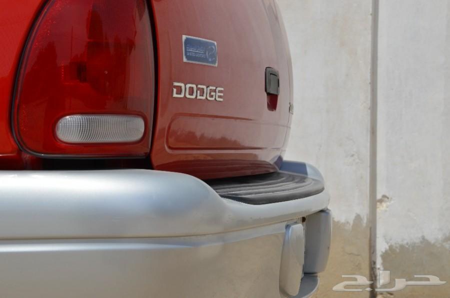 دودج دورانجو 2002 بحالة الوكاله .. Durango