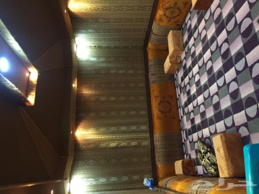 خيمة ملكية للبيع في الرياض