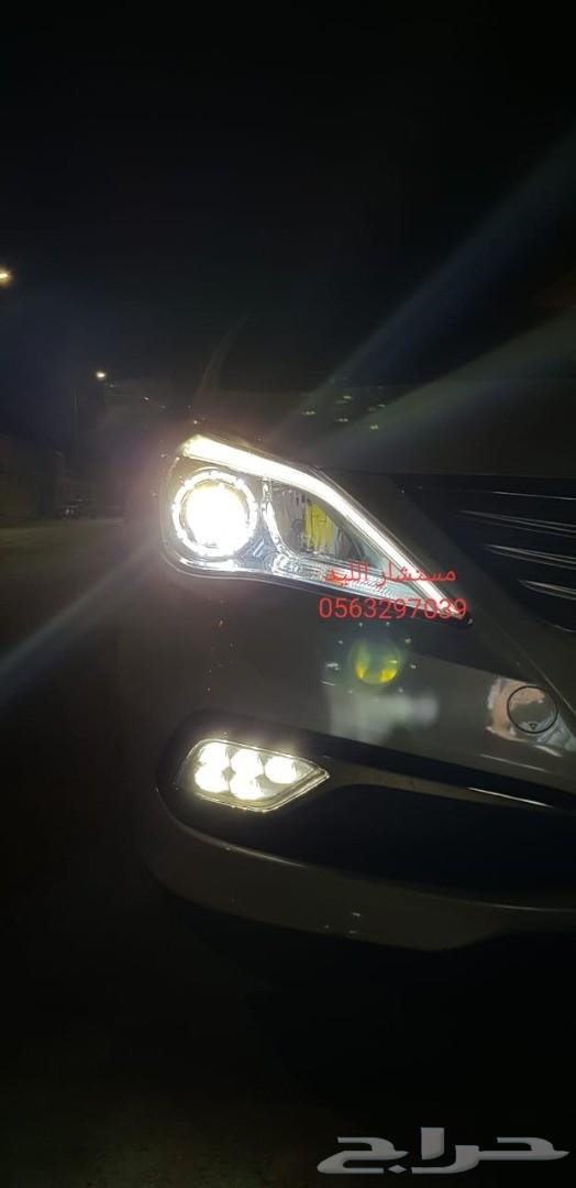 لمبات ليد LED بديلة الزينون ازيرا عالي واطي