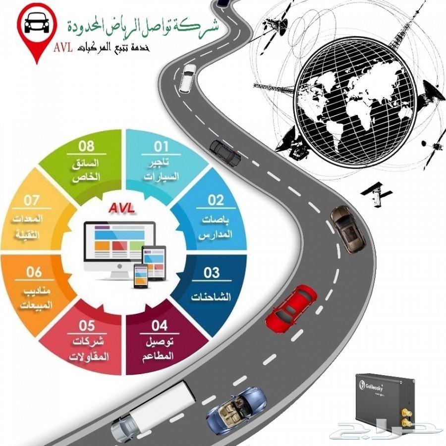 لديك سيارات نقل وتريد معرفة مسار سيارتك