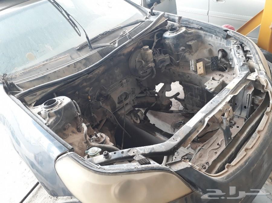 مصدوم قطع غيار ابيكا 2007 V6