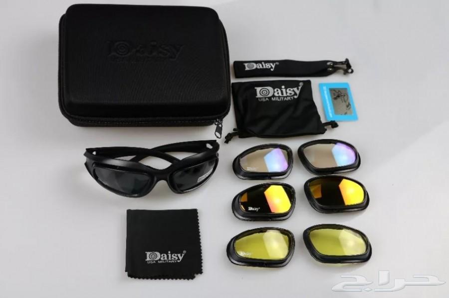 8bf24bee3 نظارة ديزي بأربع عدسات