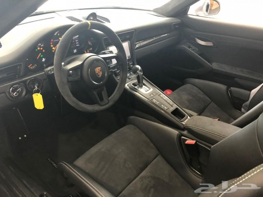 بورش GT3 RS