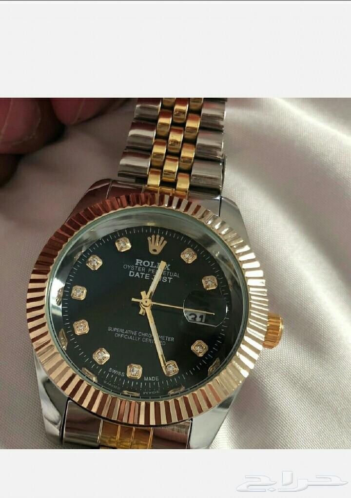 ساعة روليكس الرجالية الفخمه
