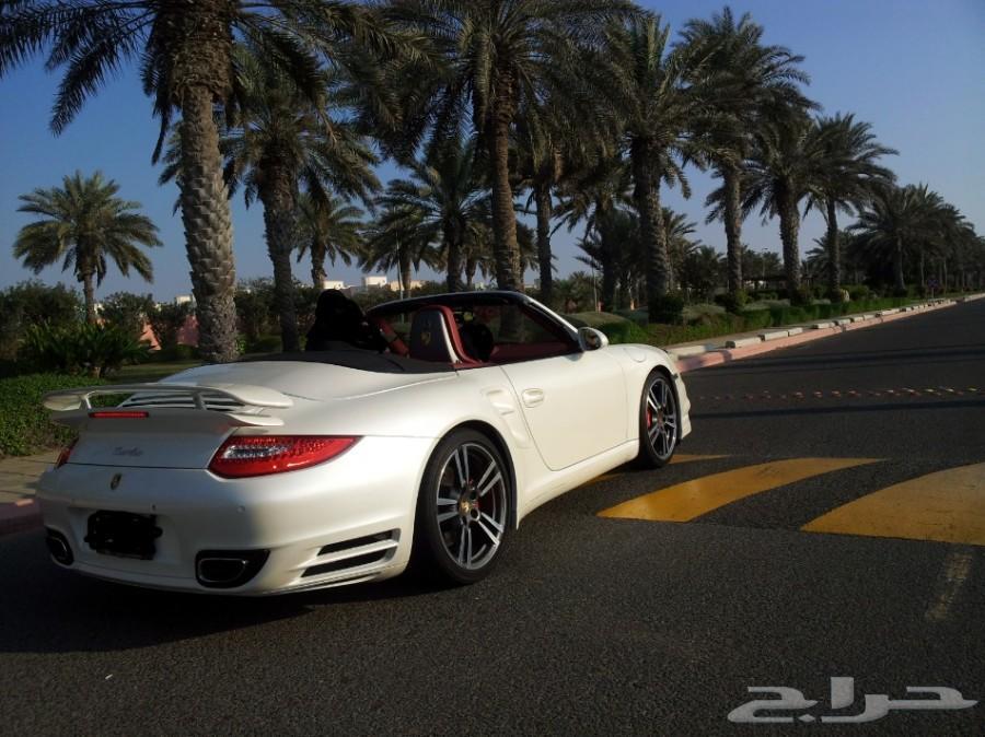 بورش 911 تيربو 2010