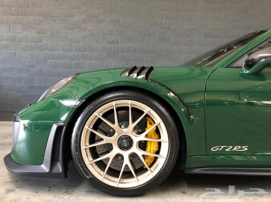 بورش  Porsche 991 GT2 RS Weissach