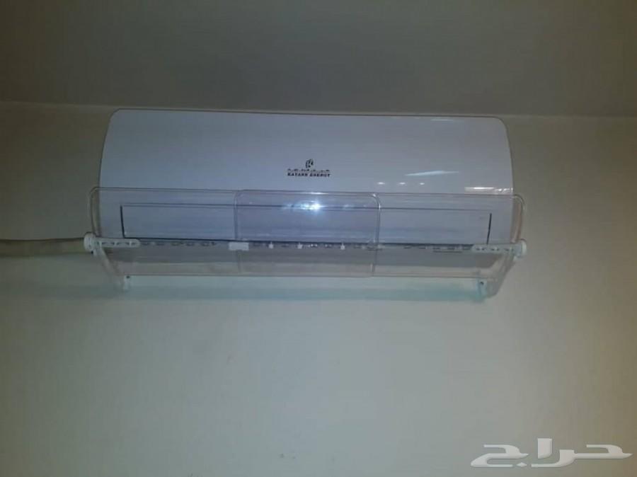 موجه هواء مكيفات سبلت موزع هواء مصدات هواء