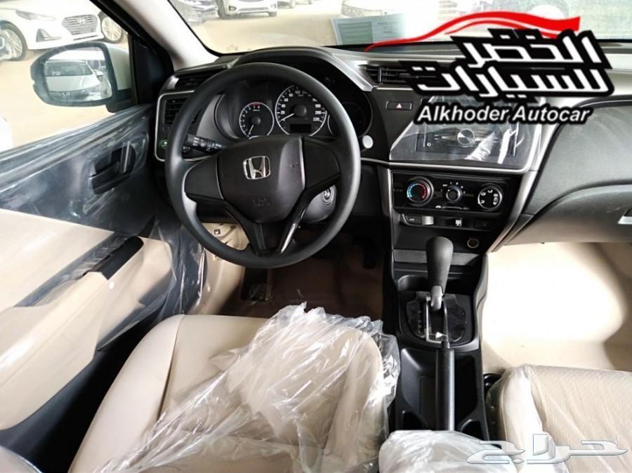 هوندا سيتي 2018 - الخضر للسيارات