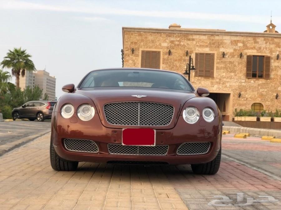 بنتلي كونيننتال GT 2007  ( تم البيع)