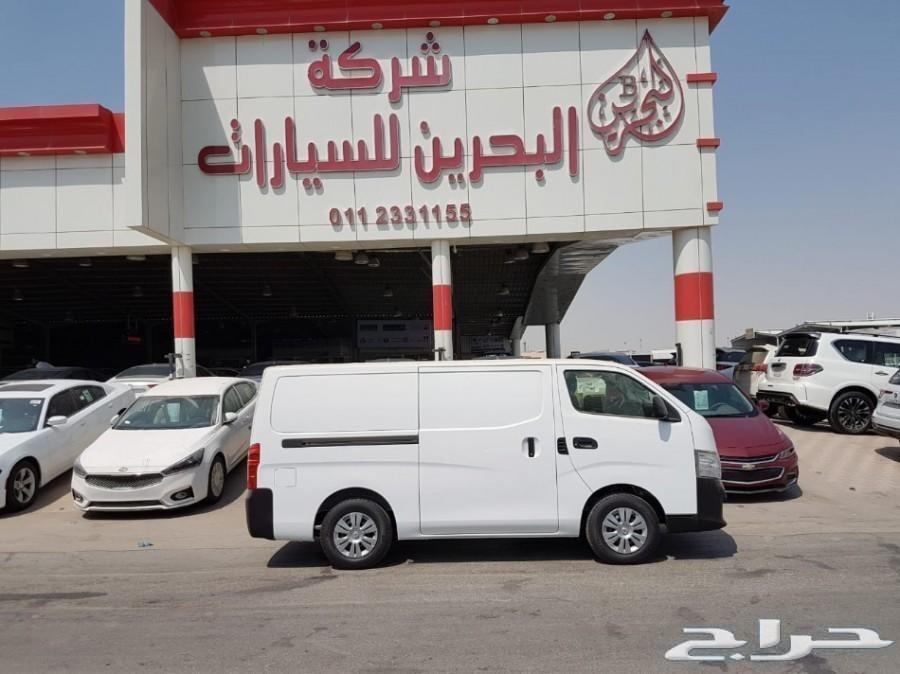نيسان اورفان بضاعه ديزل 2019 سعودي