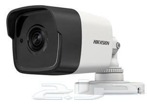 كاميرات مراقبة هيكفيجن 5 ميقا مع جهاز تسجيل