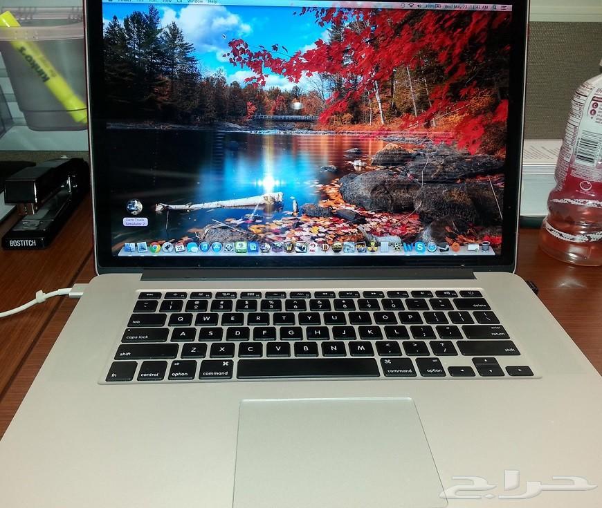 MAC Book Pro-Core i7-ماك بوك برو-إنتل -كور i7