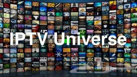 IPTV UNIVERSE الاشتراك الاقوي لجميع القنوات