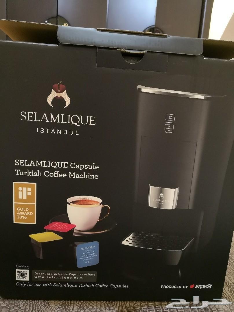 مكينة تحضير القهوة التركية  Coffee machine