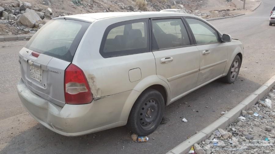 قطع غيار مستعملة من سيارة اوبترا بكس 2005