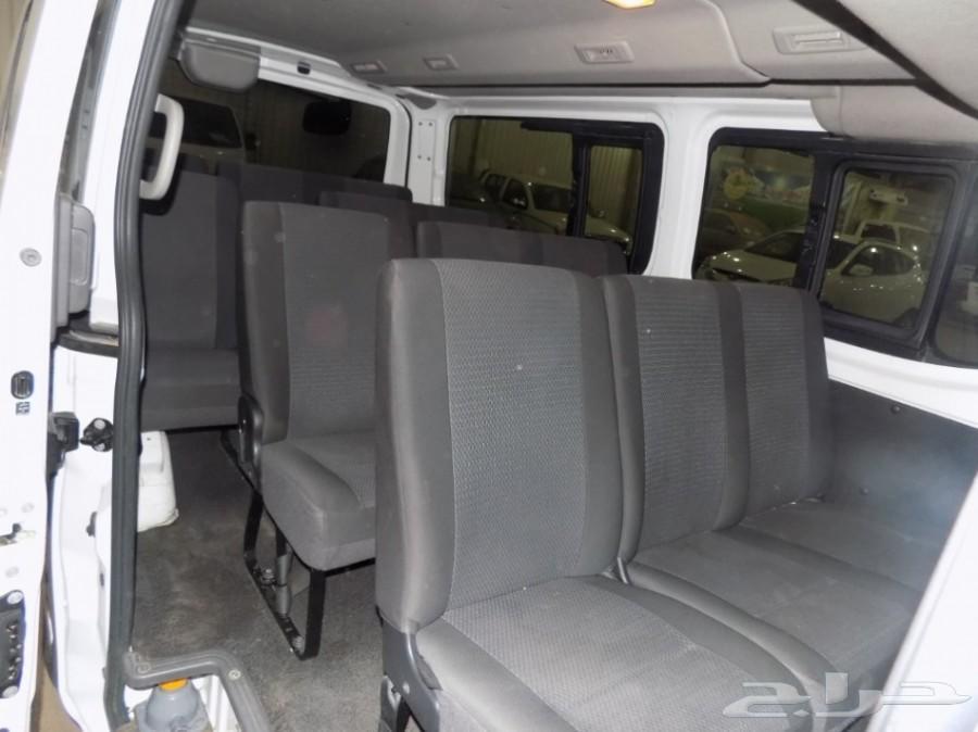 نيسان اورفان باص 14 راكب 2015 ( تم البيع )