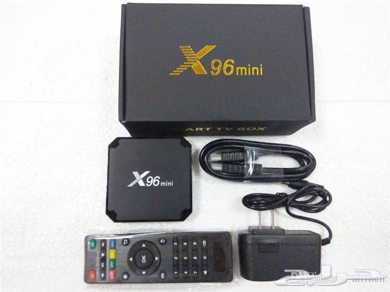 رسيفر x96 mini مع اشتراك سنة بي  200 ريال