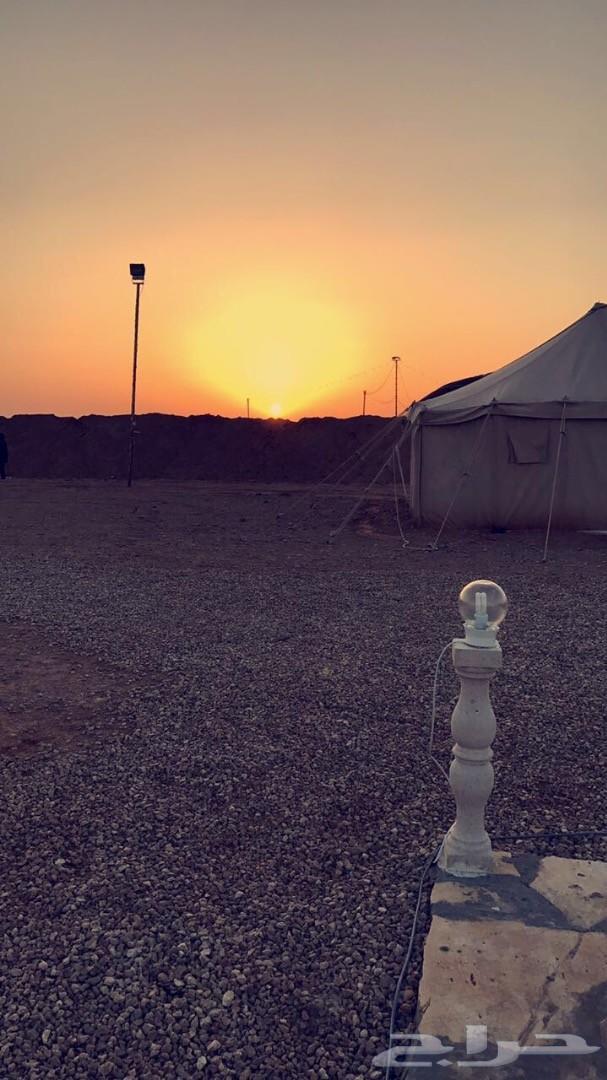 للايجار مخيم السلاطين ( العاذرية )
