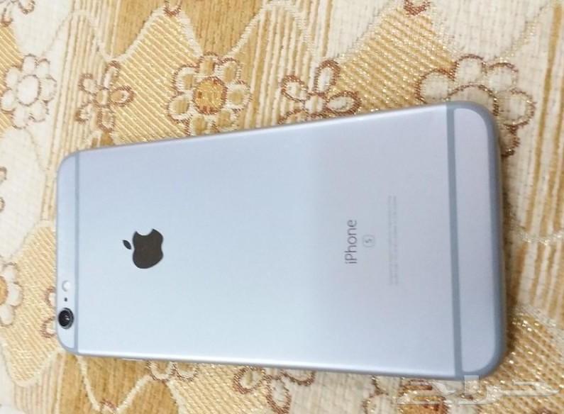 جوال ايفون 6 اس بلص 64 قيقا