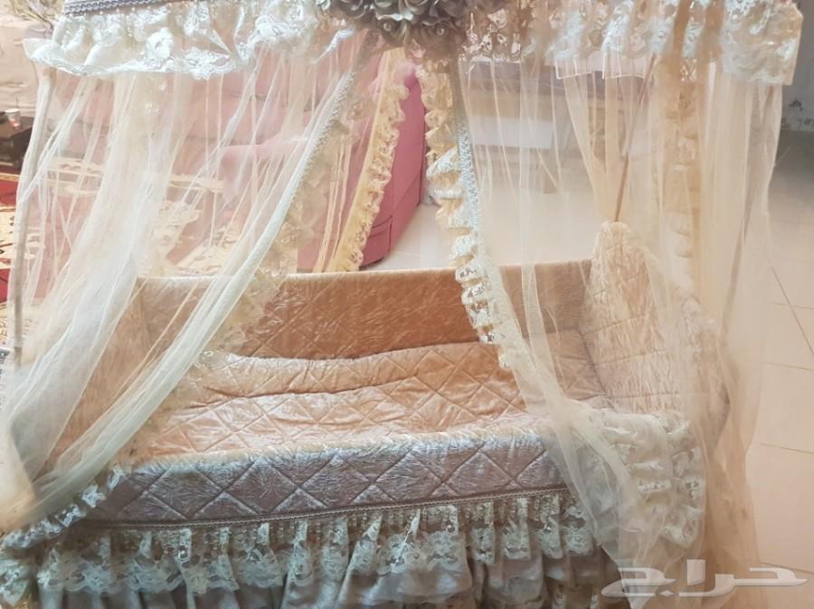 سرير أطفال بيبي
