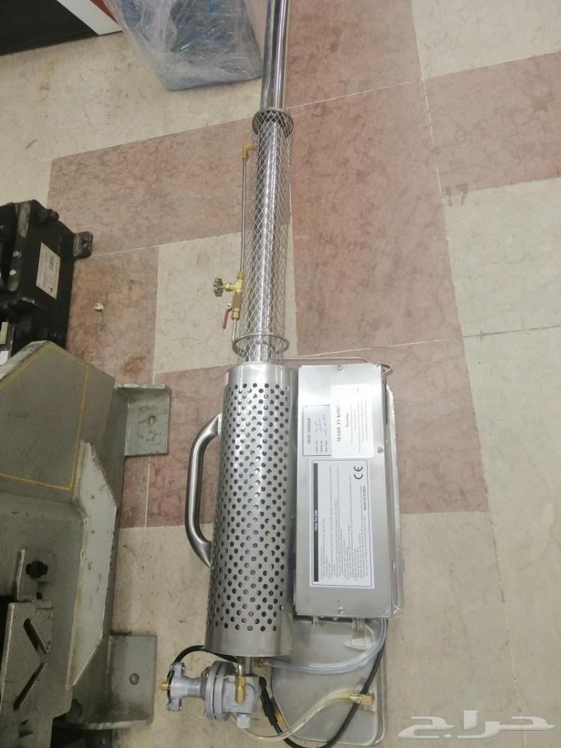 مكينة دخان رش المبيدات