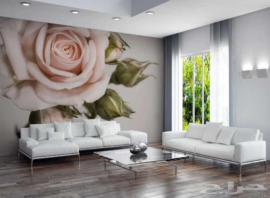 عروض ورق جدران مناظر ثلاثي الابعاد