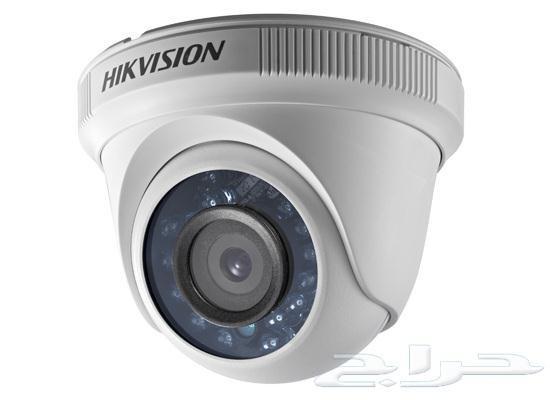 4 كاميرات مراقبة ب 1300 ريال للمنازل والمحلات