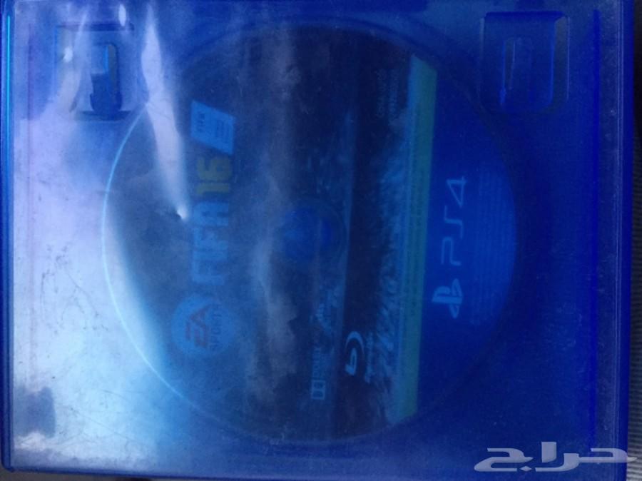 فيفا 16 سوني 4 للبيع