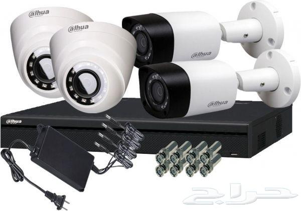 كاميرات مراقبه و أجهزة بصمه و الأنتركوم