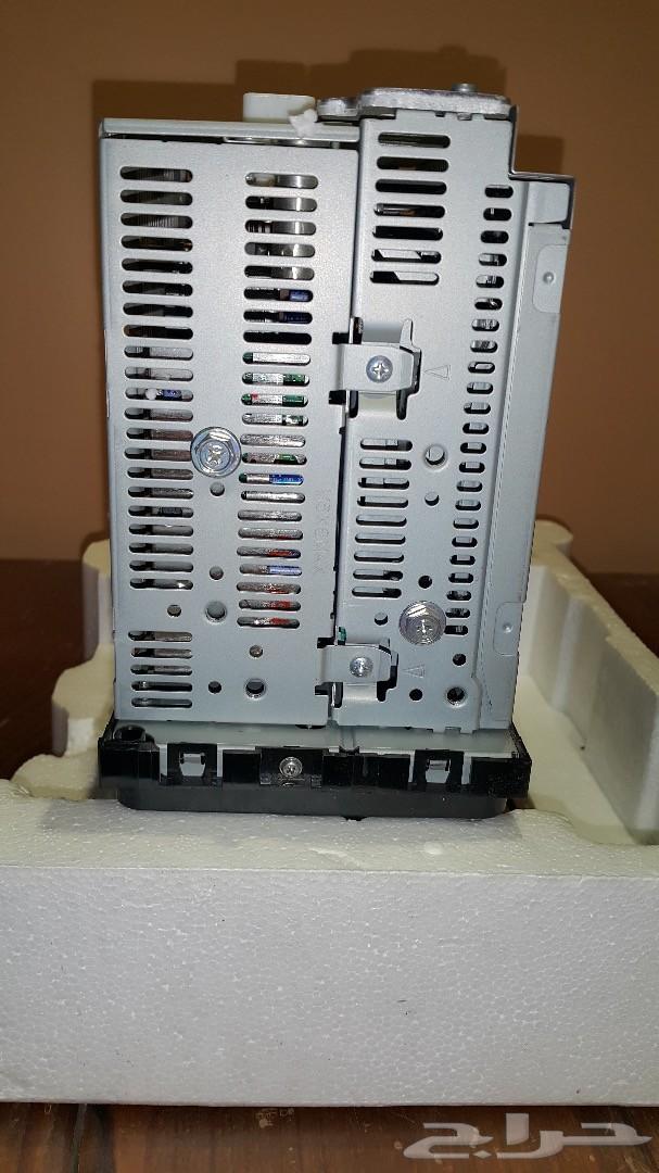 جهاز استيريو كامل سيارة راف فور 2011