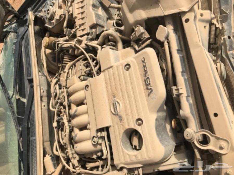 قطع غيار مكسيما 2003
