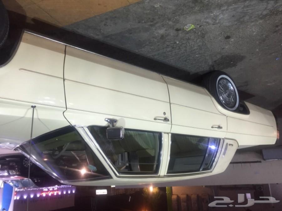 كاديلاك موديل 84. لمحبي السيارات القديمة