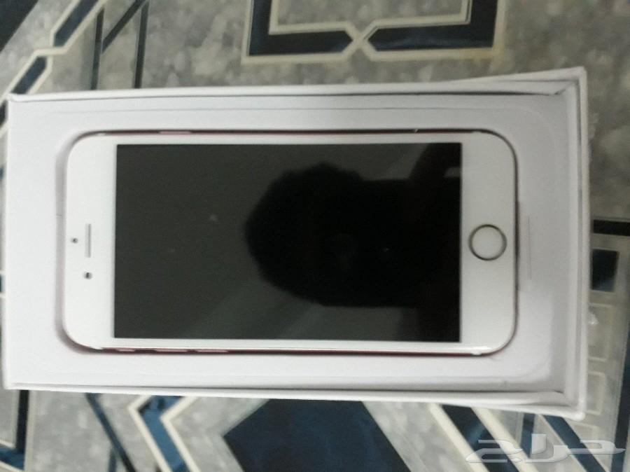 ايفون 6s لون (جولد روز)