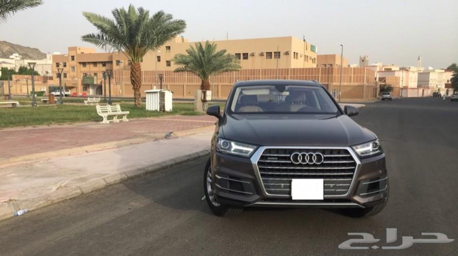 اودي 2016 Audi Q7