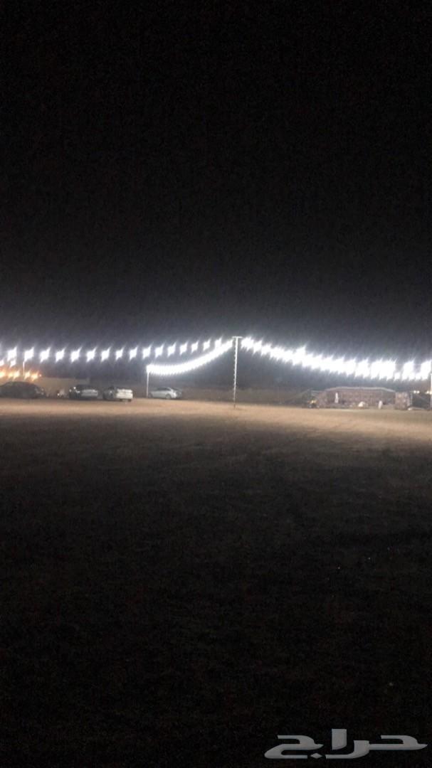 مخيم للايجار بالعاذريه عند مزرعه الملك فهد