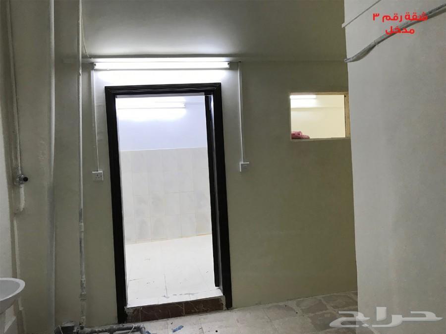 a42925138 حراج العقار   للايجار شقة غرفتين جديدة في بيت شعبي بالجامعة