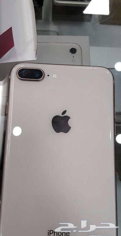 ايفون 8 Plus iPhone  256 Gb