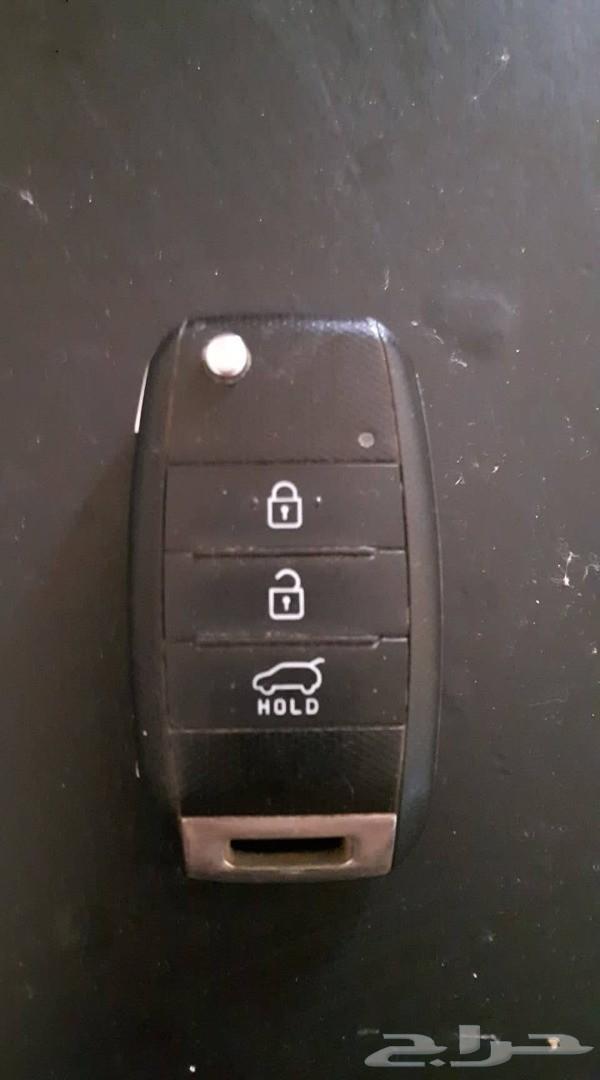 مفتاح سياره كيا سبورتاج 2015