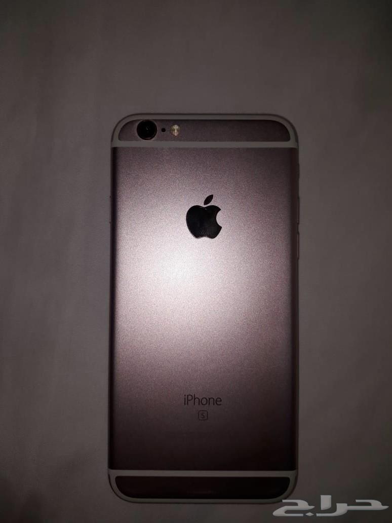 ايفون 6s وردي 64 (مستعمل) iPhone 6s rose gold