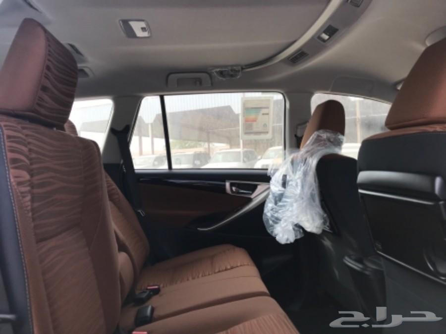 تويوتا انوفا فل كامل بنزين 2018 سعودي