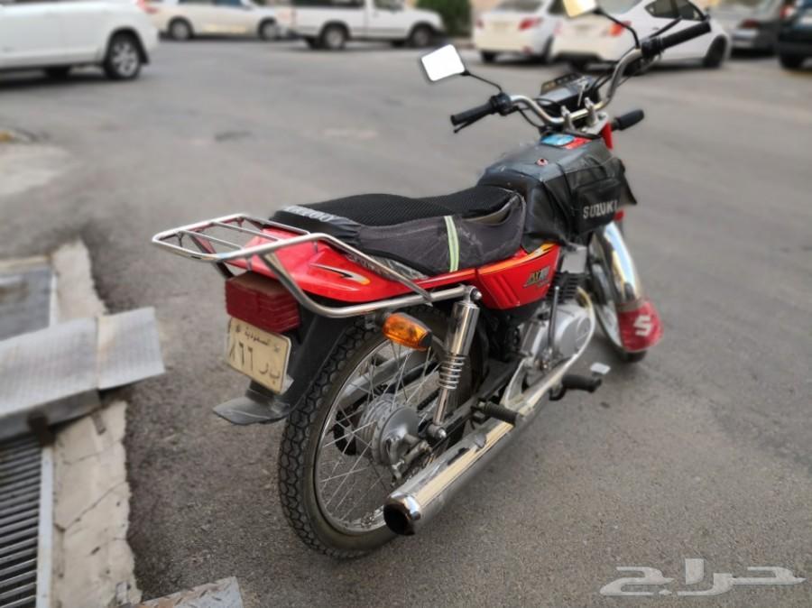 دباب سوزوكي X100 للبيع